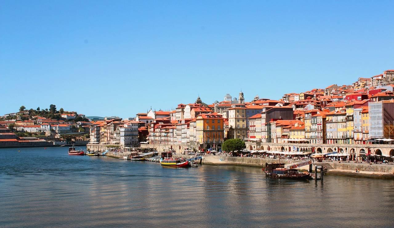 Oporto Portugal River Cruise