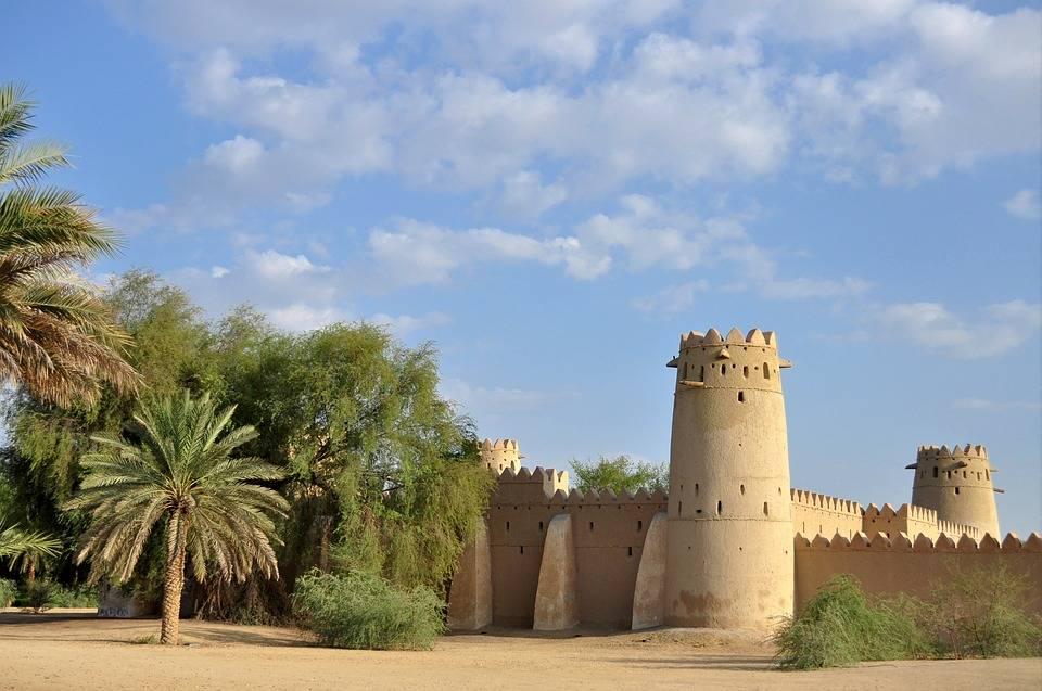 Abu Dhabi Old Fort