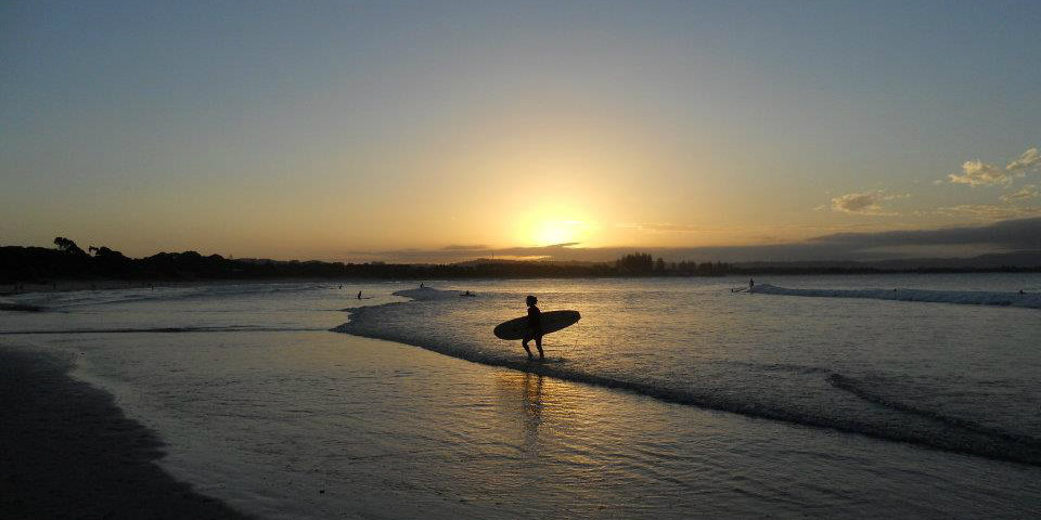 Australia Surfing