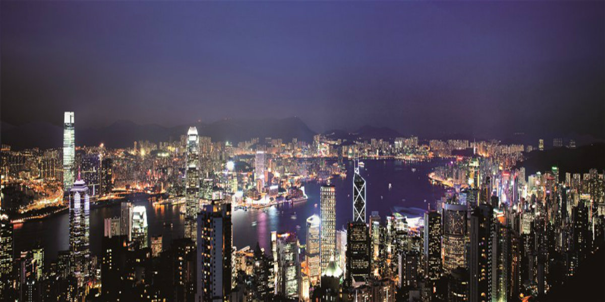 HongKong City View