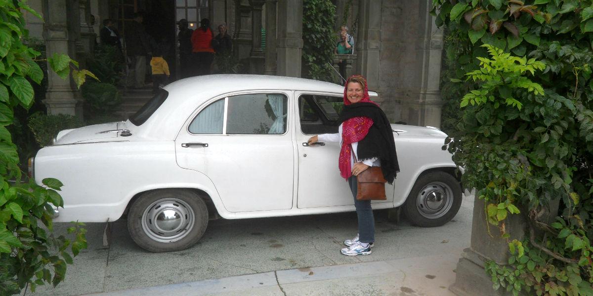 India Old Car