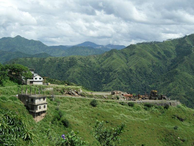 India Shimla Mountains
