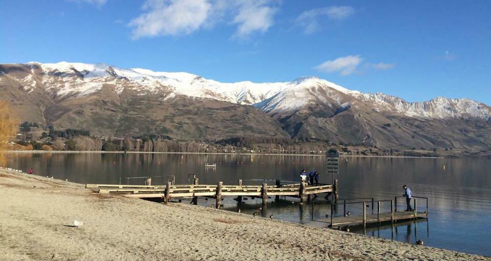 New Zealand views