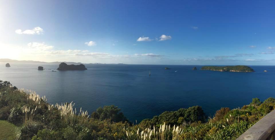 New Zealand vistas