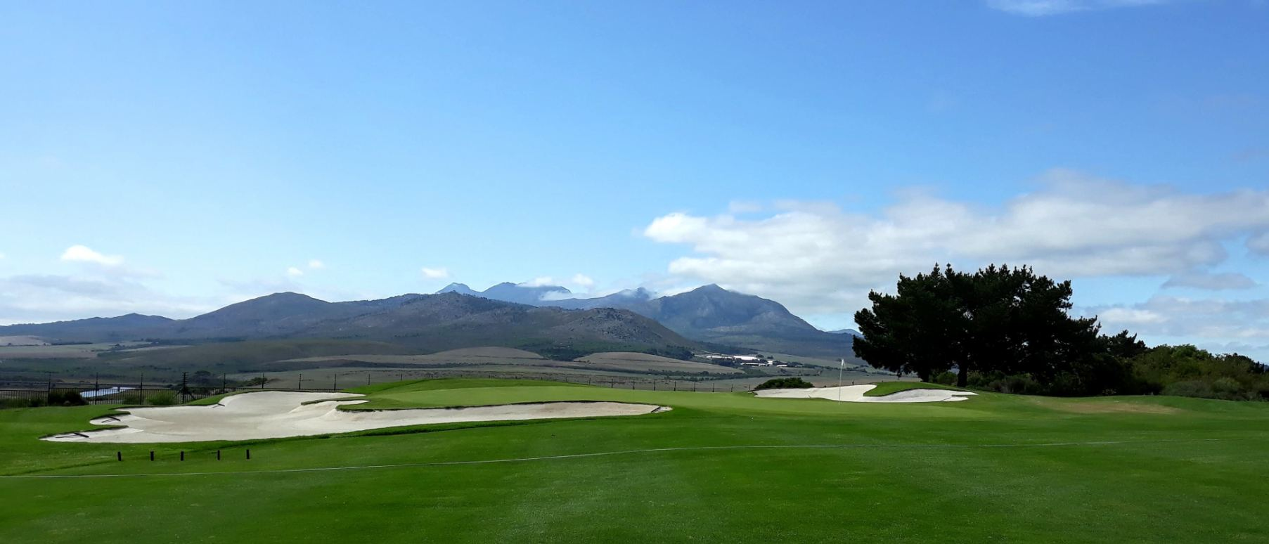 South Africa Golf