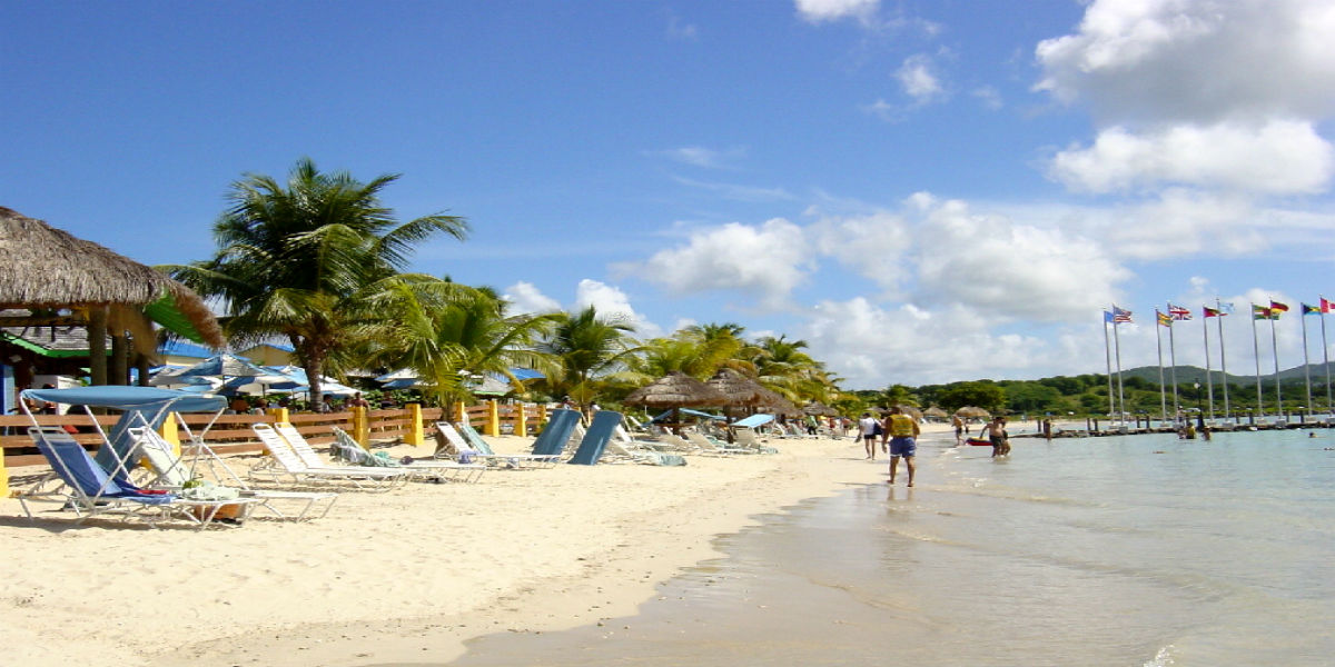 Sandals Resorts holiday