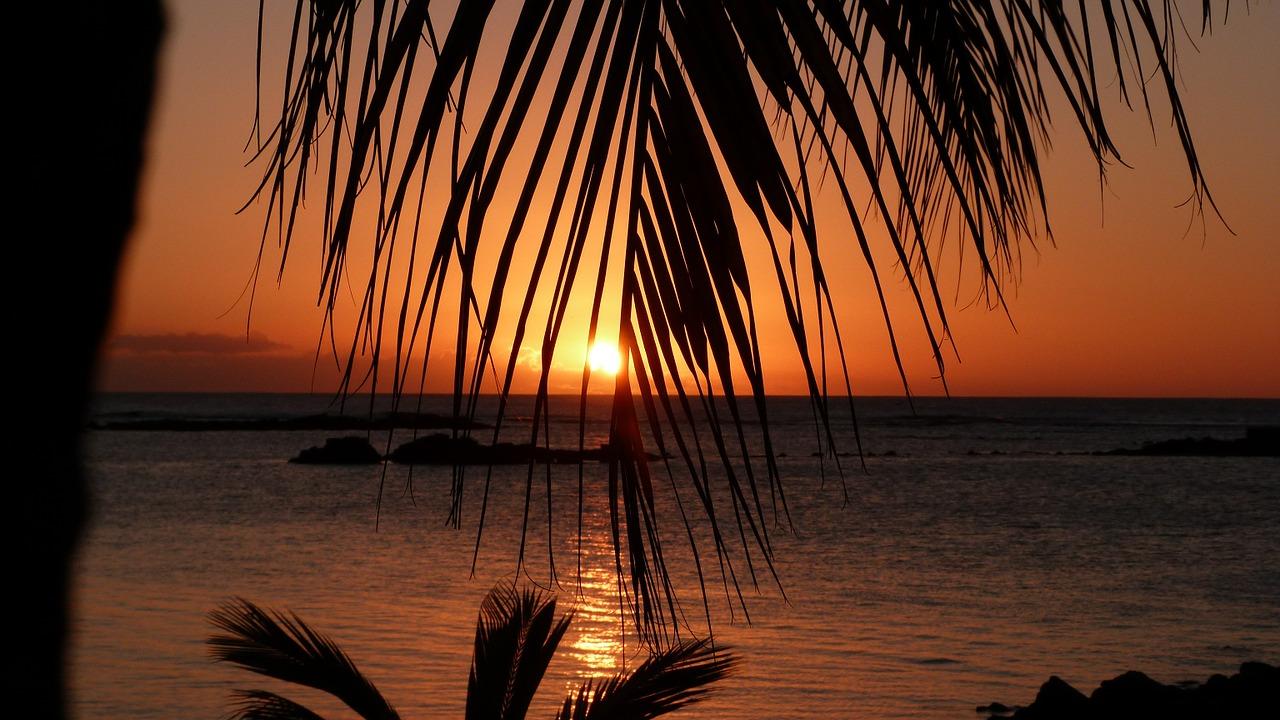 MAuritius Sunsets