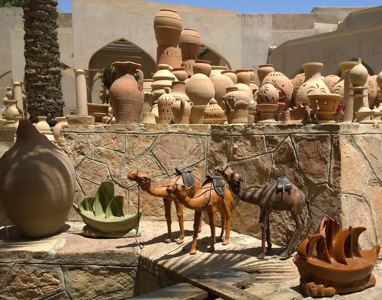 Oman shopping