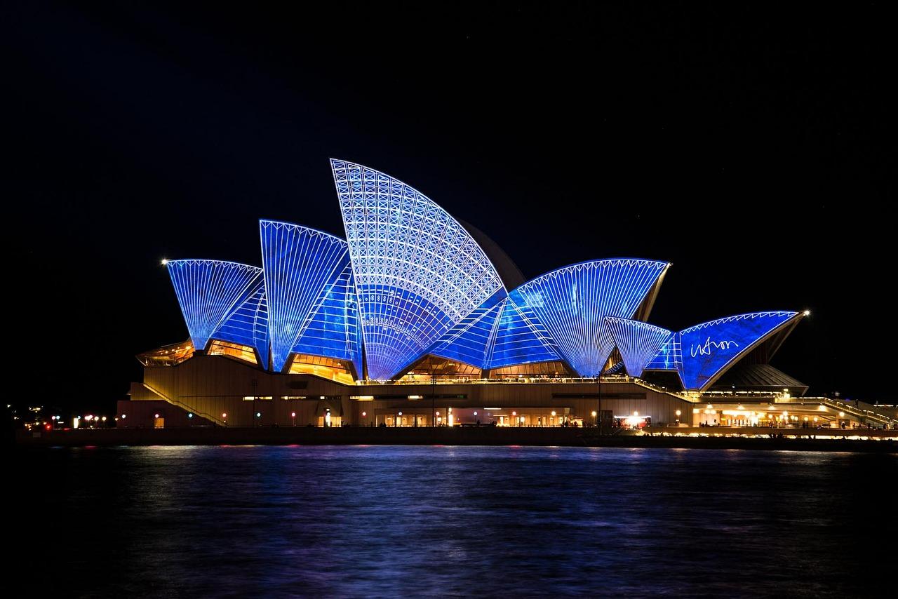 sydney-harbour australia