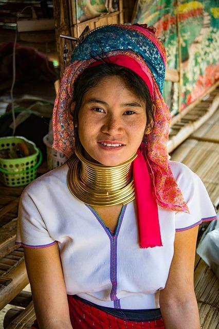 Thailand long necks