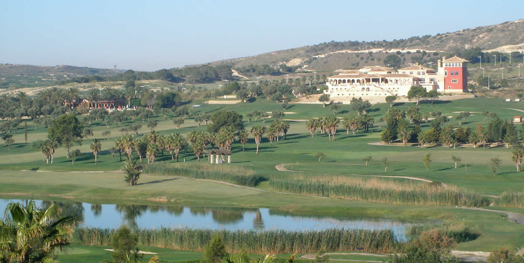 Golf Holidays Spain