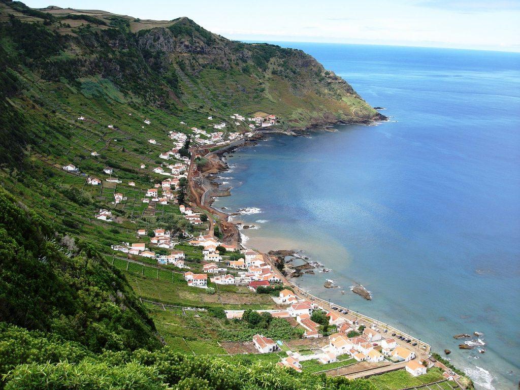 The Azores Landscape
