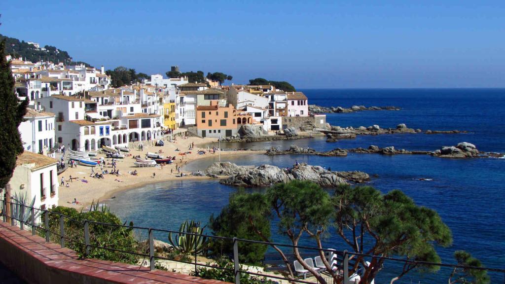 calella-Costa Brava spain