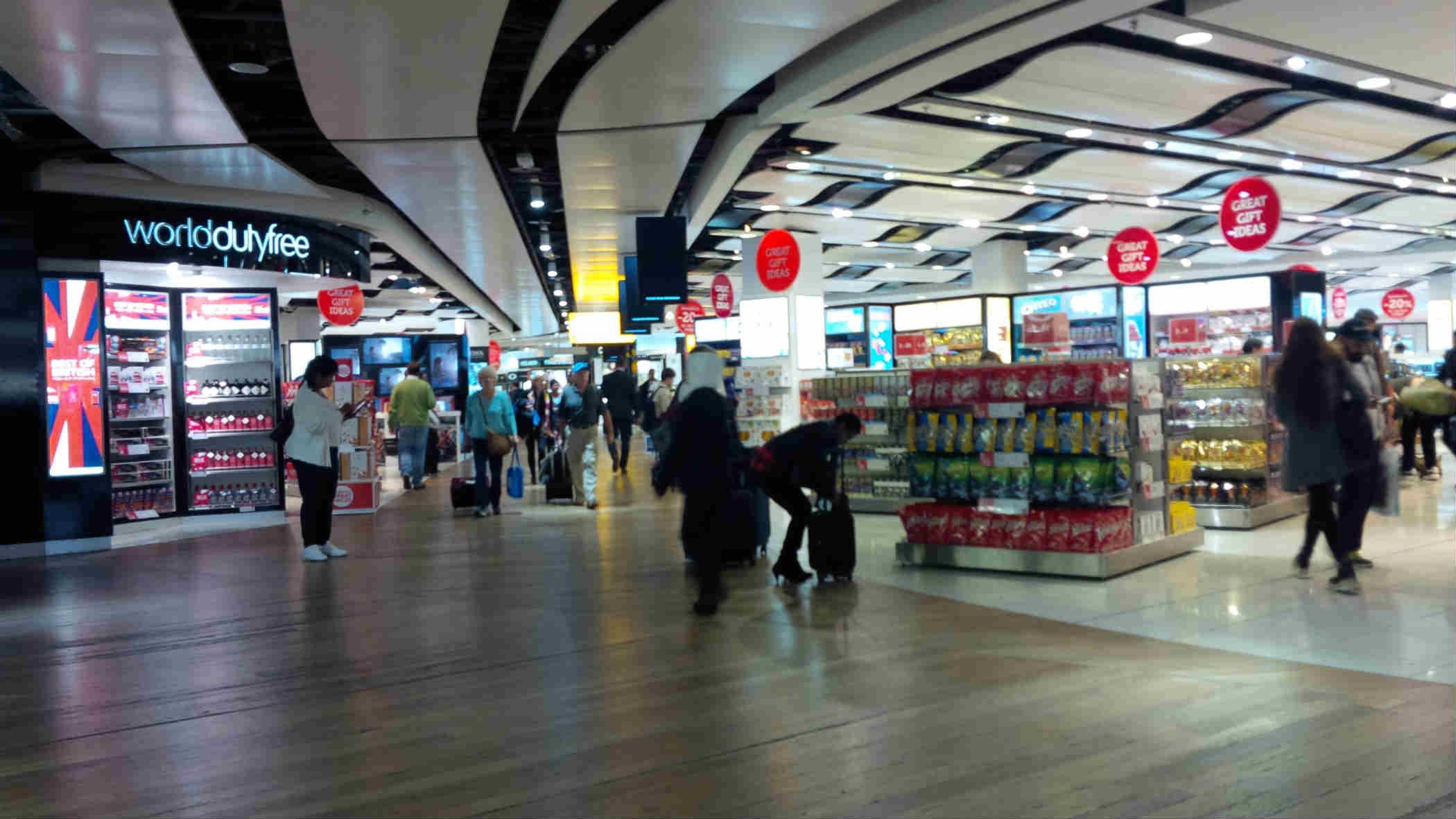 London Heathrow Terminal Three Airport Guide Goeasy Travel Agent