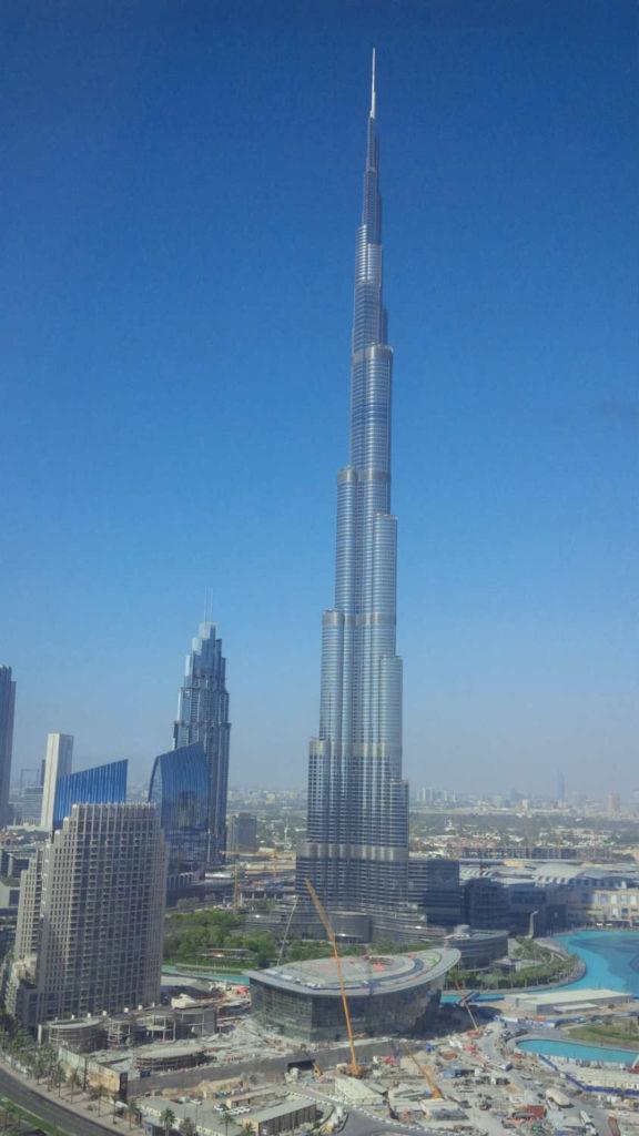 Burj Kalifa Tower Dubai