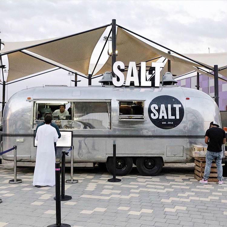 Dubai Salt Burgers