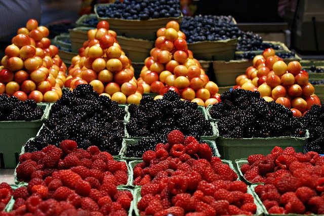 Vancouver Granville Market