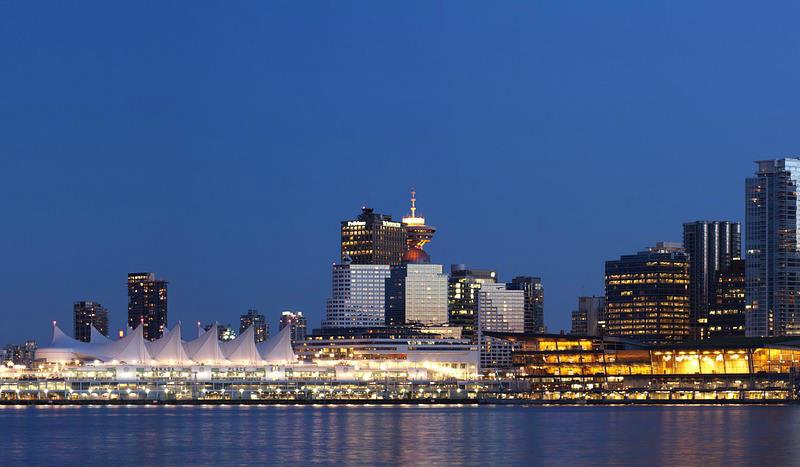 Vancouver city sceen
