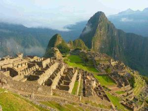 machu-picchu-Inca Trail-Peru