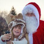 Santa Claus Selfie Lapland