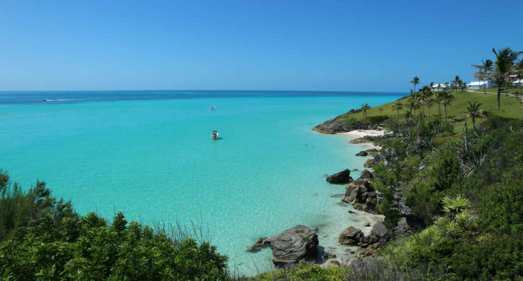 Bermuda Pink Sand Beach Go Easy Travel