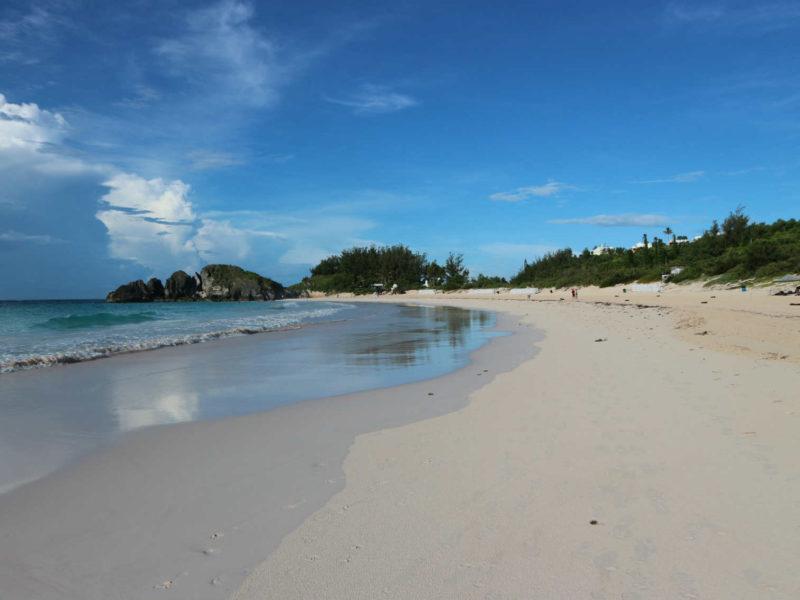 Horseshoe Bay Bermuda Beach