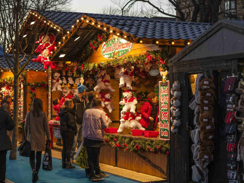 christmas-market-city breaks