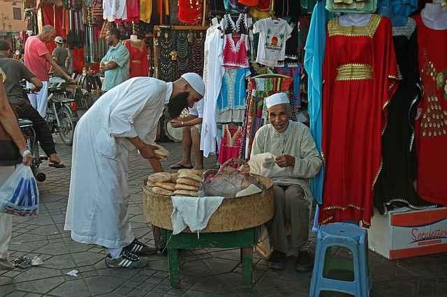 Marrakech Medina Markets
