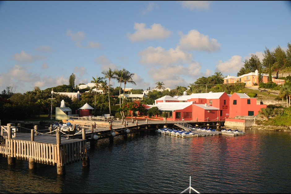 waterlot restaurant bermuda