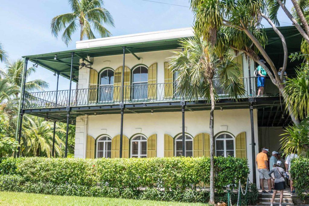 hemingway house florida keys