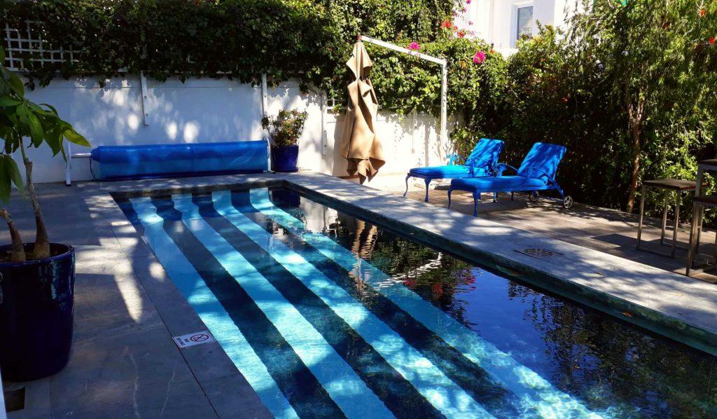 Private pool room Majeka Spa