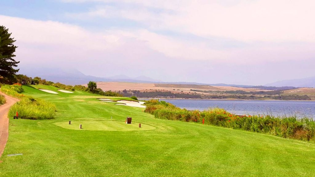 Arabella golf Hermanus