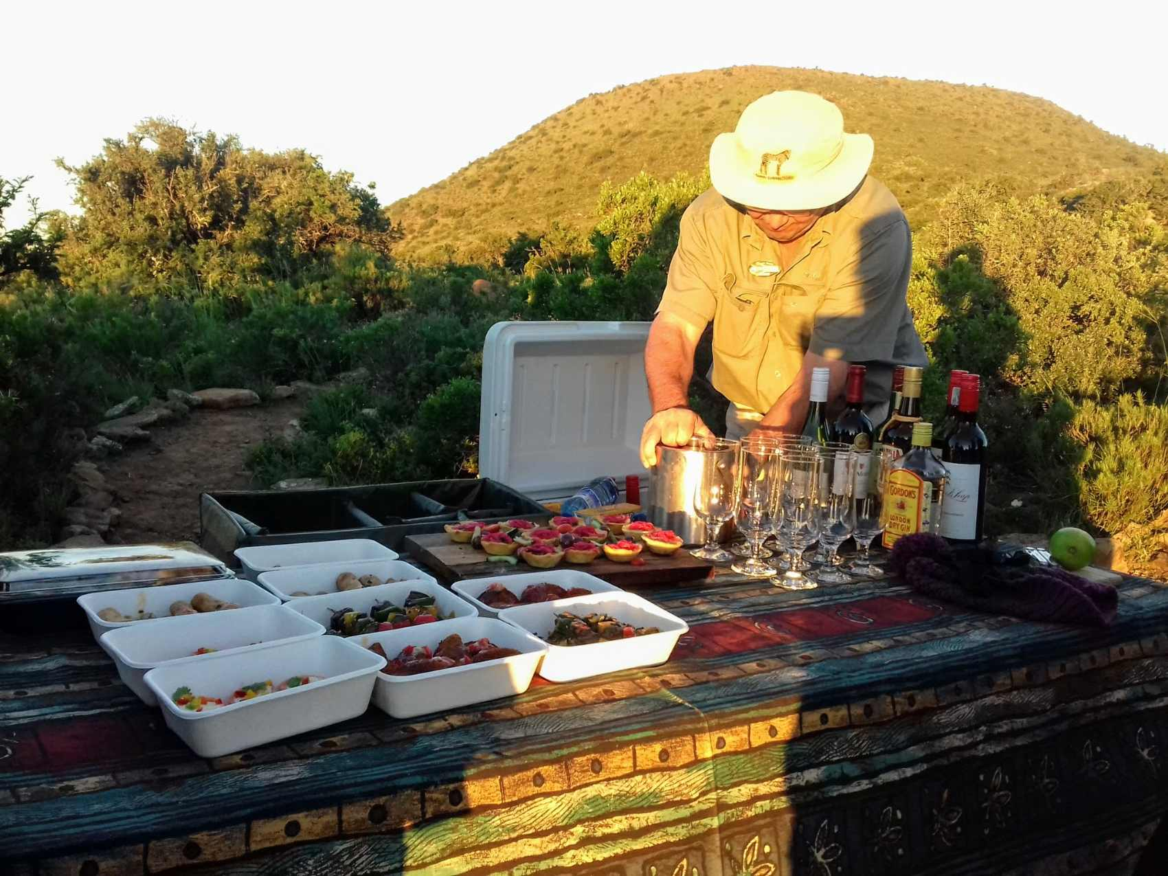 Safari Picnics South Africa