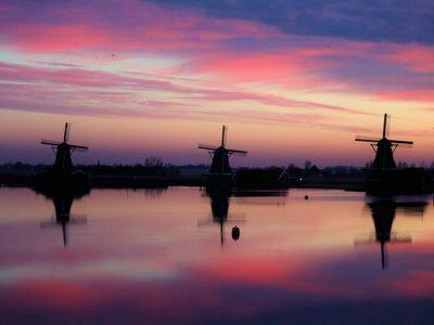 Zaanse Schans Windmill river cruise deal