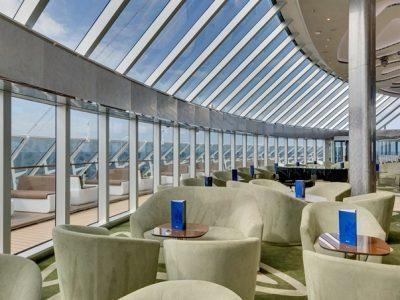 MSC Sea View cruise public area
