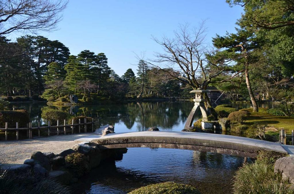 Kanazawa japan-