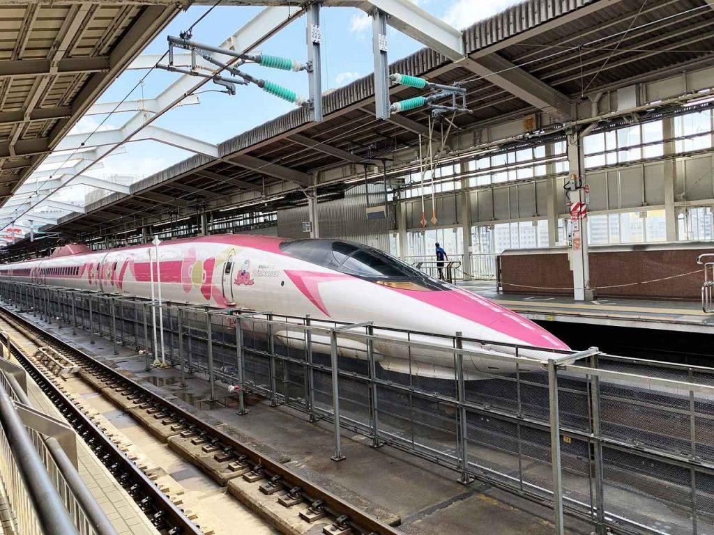 bullet-train-Japan travel