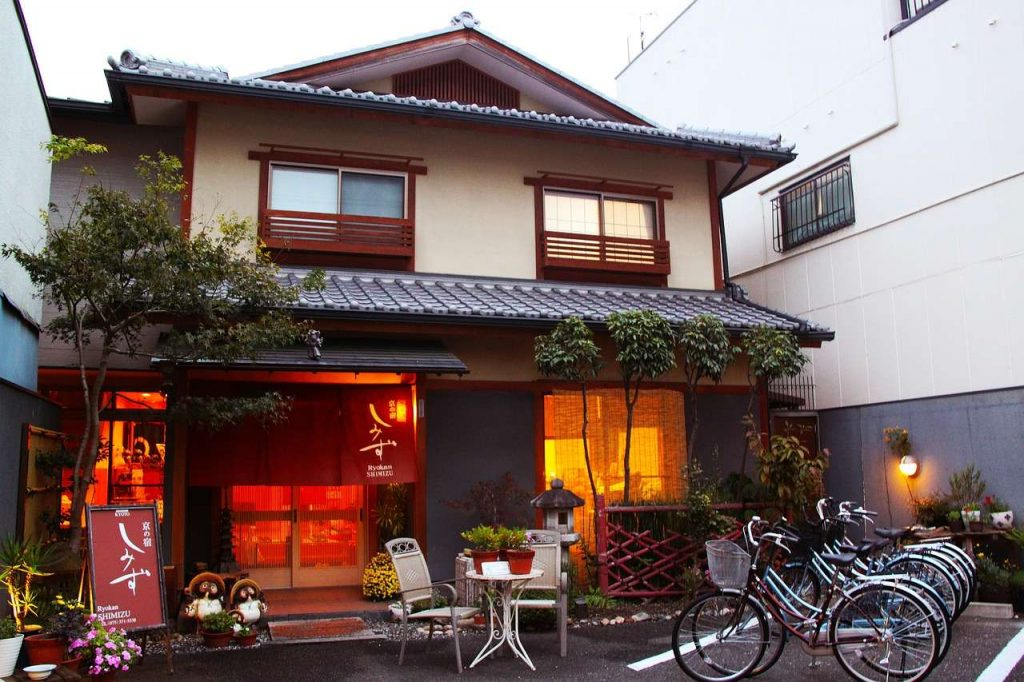 ryokan Accommodation Japan